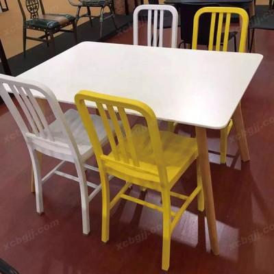 中泰昊天办公家具咖啡厅洽谈桌椅快餐桌37