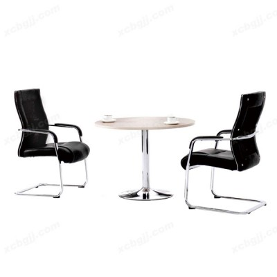 现代简约圆桌 接待咖啡桌39