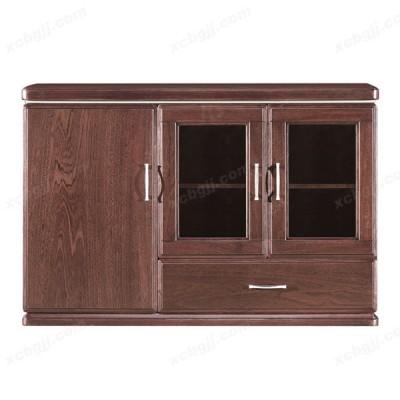 天津实木储物桌边茶水柜14