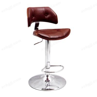 吧台椅升降椅高脚凳旋转酒吧椅21