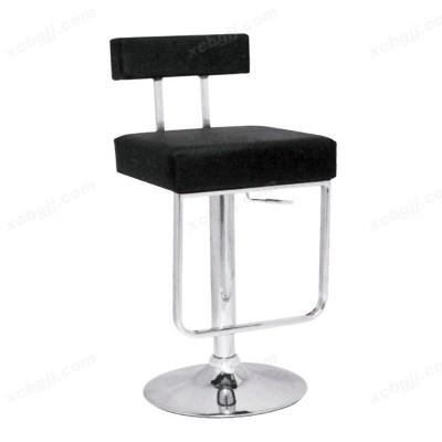 中泰昊天办公吧台椅实木升降酒吧椅20