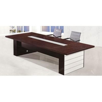 板式会议桌 大型板式洽谈桌23