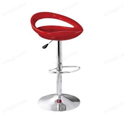中泰昊天办公家具高脚椅吧凳前台美甲椅08