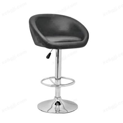 中泰昊天吧台椅理发凳子升降椅子06