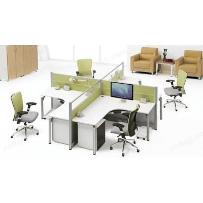 屏风办公桌17 中泰昊天办公家具