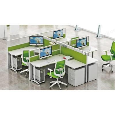 员工办公桌 职员组合电脑桌16