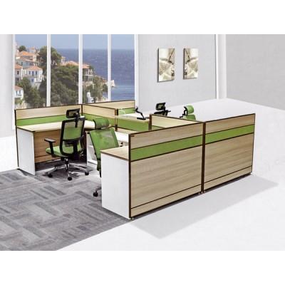 员工电脑桌 10 屏风组合桌