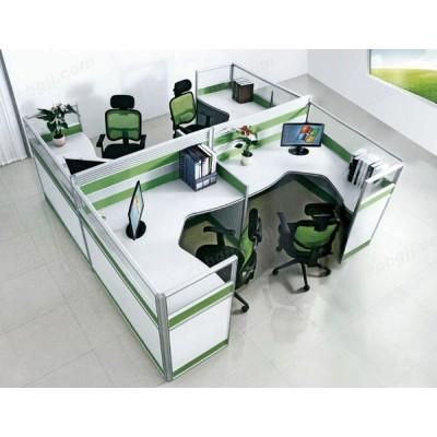 中泰昊天办公家具办公桌 屏风桌03