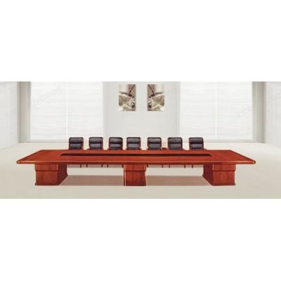 天津6米豪华油漆会议桌11