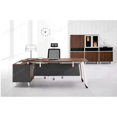 时尚钢架办公桌 中泰昊天办公家具14
