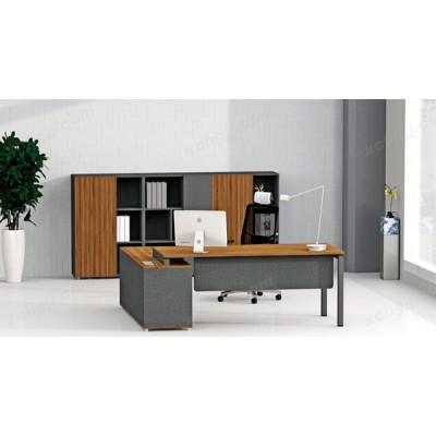 时尚休闲老板桌 总裁办公桌13