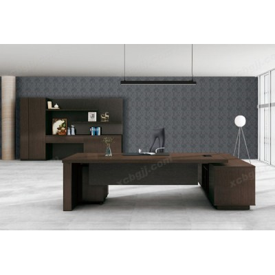 板式老板台 现代总经理办公桌01