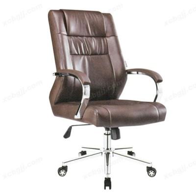 天津中泰昊天家用老板椅 真皮座椅80
