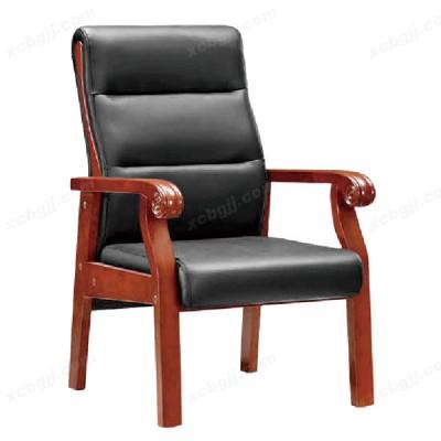 天津中泰昊天实木员工椅 办公会议椅32