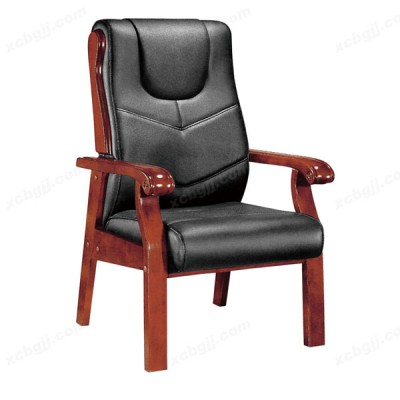 天津中泰昊天实木脚会议椅 接待椅28