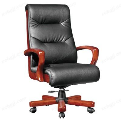 经典真皮大班椅 可升降老板椅15