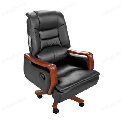 天津中泰昊天老板转躺椅 高档经理办公椅09