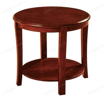 简约现代沙发边几 置物小圆桌15
