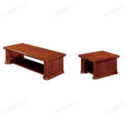 优质密度板环保油漆木制茶几09