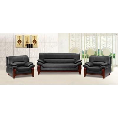 豪华办公沙发 客厅会客接待沙发11