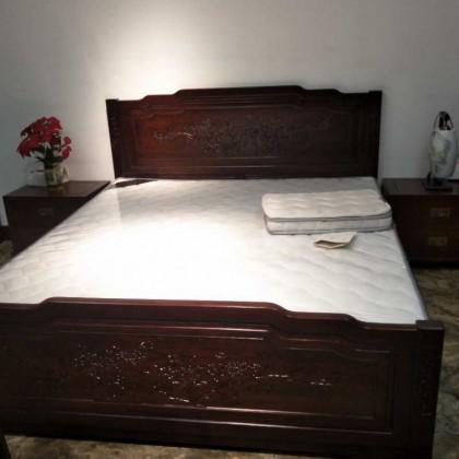 大牡丹箱式床