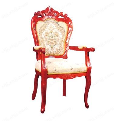 河北盛朗酒店餐椅 酒店扶手椅04