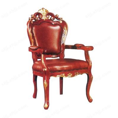 河北盛朗豪华酒店餐桌椅 主宾椅02