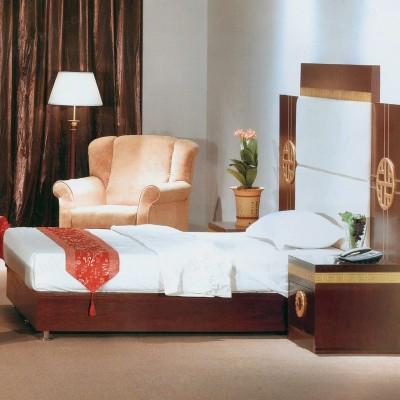 河北盛朗酒店套房 客房成套家具09