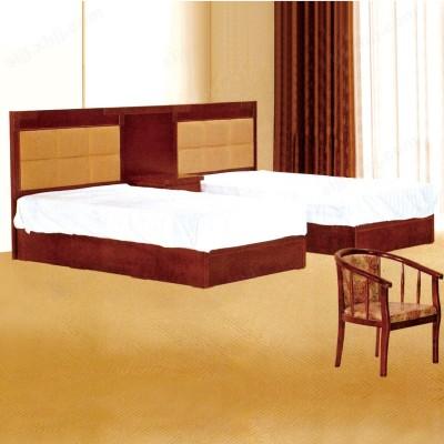 河北盛朗酒店套房双人房 板式客房07