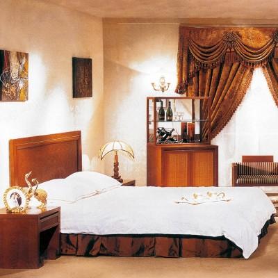 河北盛朗酒店标准间套房家具05