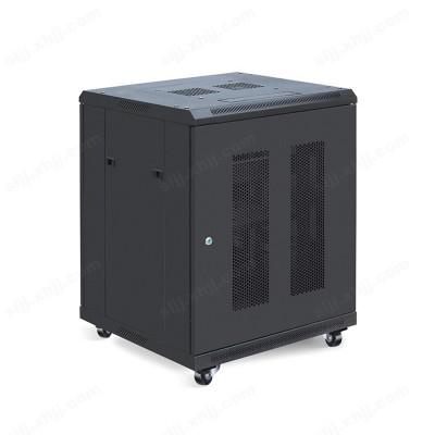河北盛朗网格面板散热小型服务器机柜11