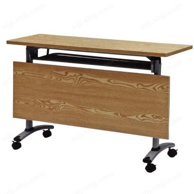 河北盛朗铁柜会议桌折叠学生课桌阅览桌16
