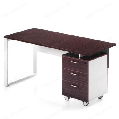 简约现代书桌台式电脑桌15