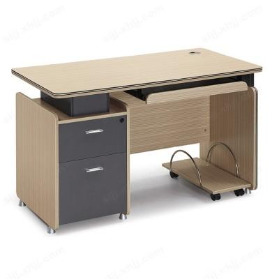 河北盛朗铁柜电脑桌环保办公桌子02