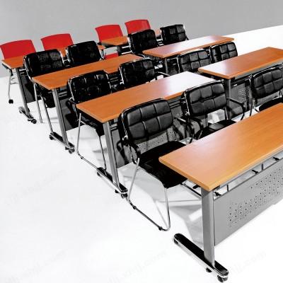 河北盛朗员工培训桌 长条桌课桌13