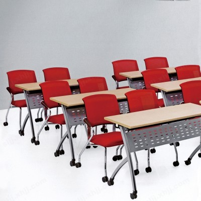 河北盛朗简约现代阅览桌会议桌12