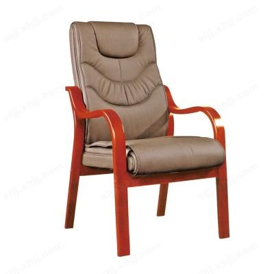 河北盛朗真皮会议椅 办公椅13
