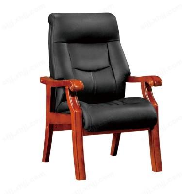 河北盛朗实木大班椅 会议椅06