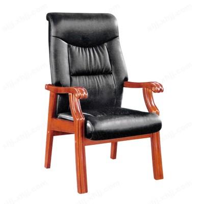 河北盛朗曲木四脚椅 接待椅04