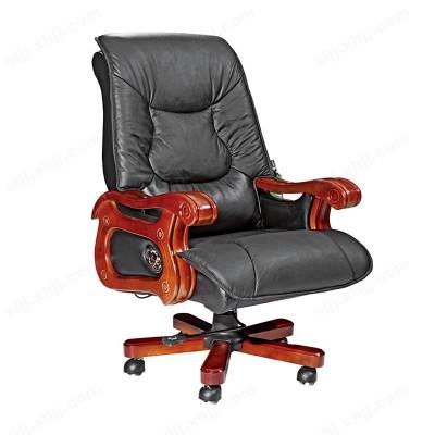 河北盛朗多功能班台椅 老板椅03