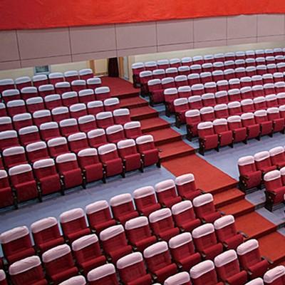 河北盛朗大型电影院椅 报告厅椅01