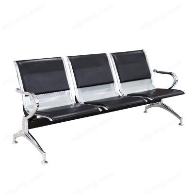 河北盛朗三人位连排椅 不锈钢机场椅12