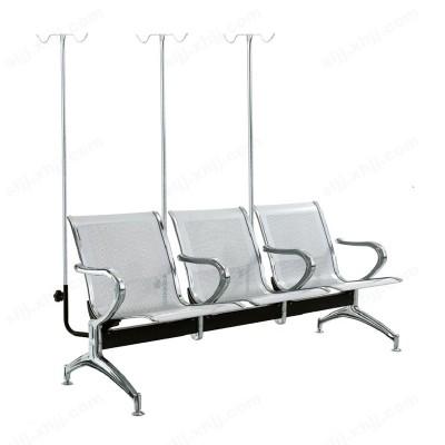 河北盛朗不锈钢输液椅 诊所吊水椅06