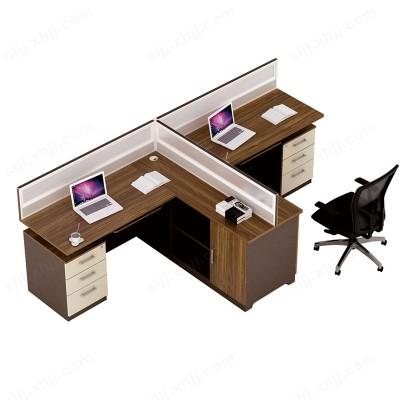 屏风办公桌 多人工作位19