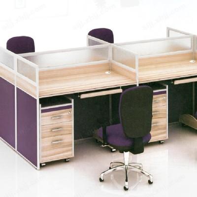 屏风办公桌 员工电脑桌18