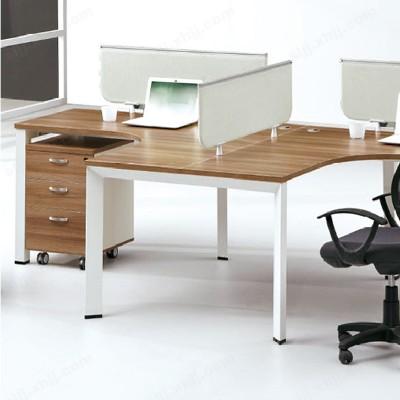 屏风办公桌 员工组合电脑桌17