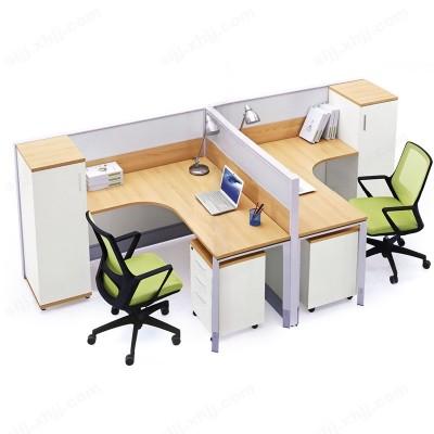 职员电脑桌 现代屏风办公桌14