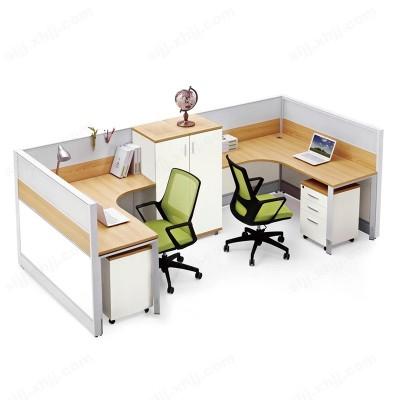河北盛朗员工电脑桌 屏风工作位13