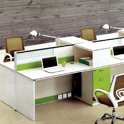 河北盛朗多人屏风工作位 职员办公桌12