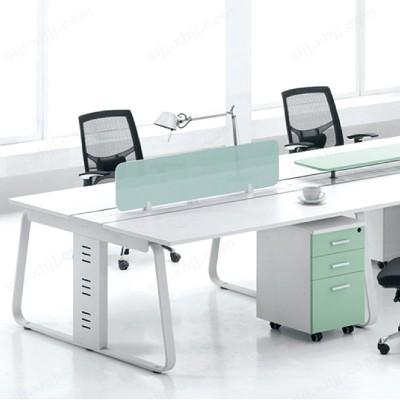河北盛朗组合电脑桌 屏风办公桌11